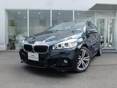 BMW218dAT Mスポーツ 2年保証 登録済み未使用車