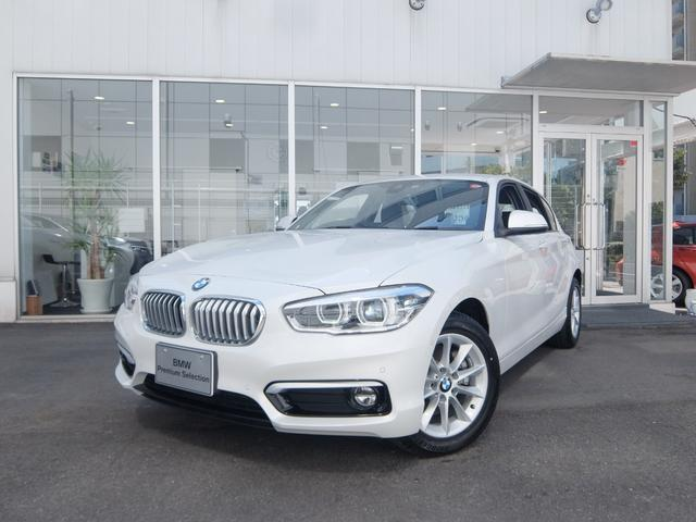 BMW 118d スタイル登録済未使用車 2年保証付 シートヒーター