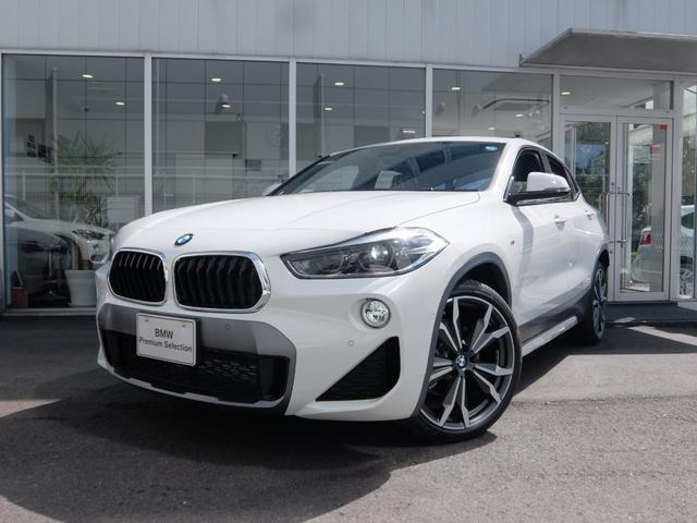 BMW sDrive 18i MスポーツX登録済未使用車2年保証付き