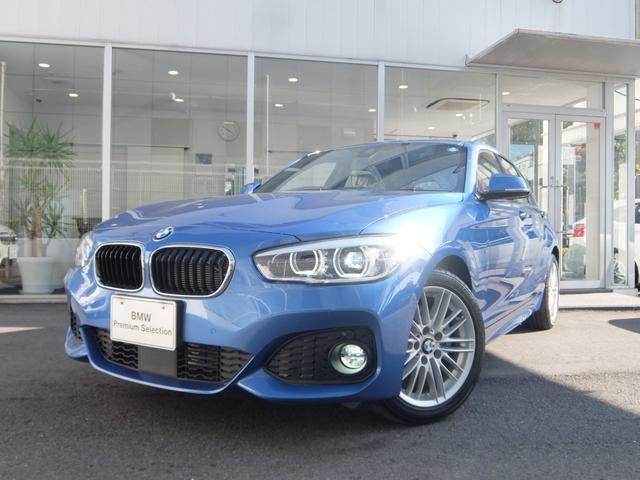 BMW 118d Mスポーツ 登録済未使用車 2年保証付 ACC