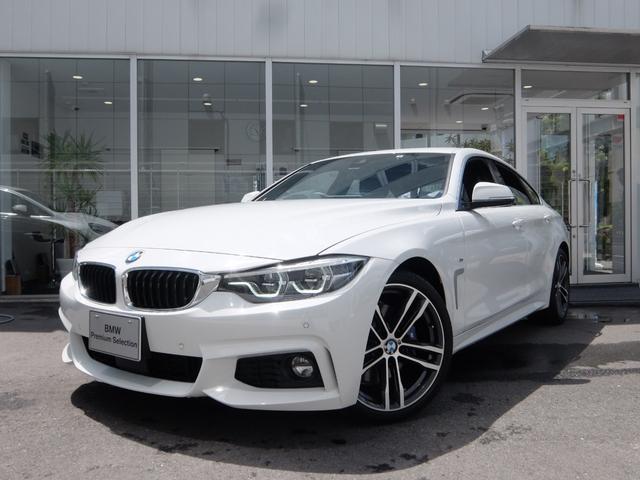 BMW 420iグランクーペインスタイルスポーツ 2年保証付 限定車