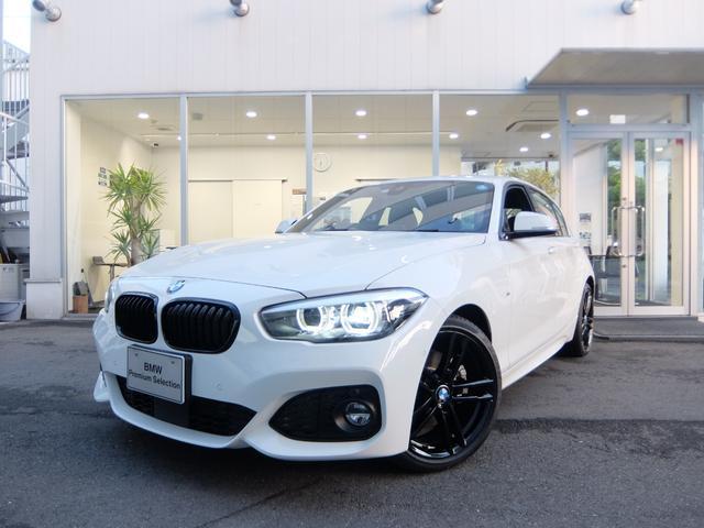 BMW 118i Mスポーツ エディションシャドー 2年保証付
