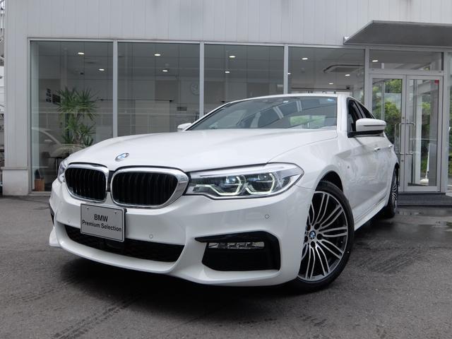 BMW 523d Mスポーツ 2年保証付 イノベーションPKG