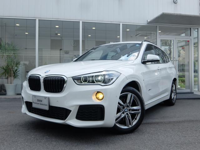 BMW xDrive 18d Mスポーツ