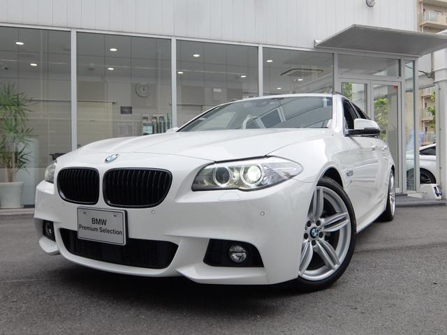 BMW 523dツーリング Mスポーツ ザ・ピーク
