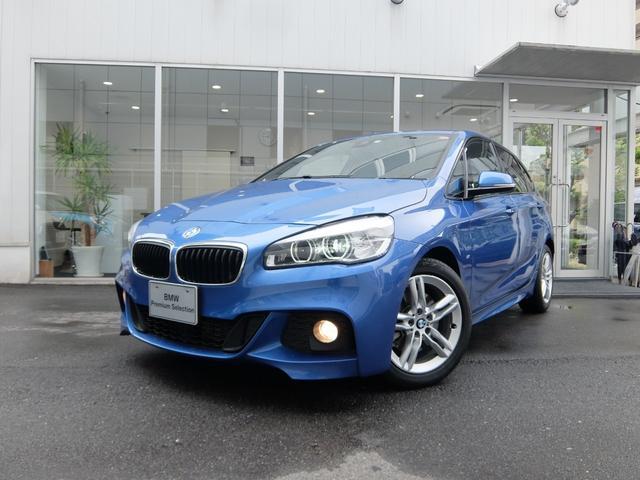 BMW 2シリーズ 218iアクティブツアラー Mスポーツ (検...