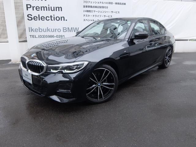BMW 3シリーズ 320d xDrive Mスポーツ 純正レザーシート 19インチアルミ