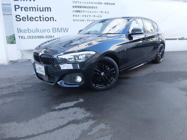 BMW 118d Mスポーツ エディションシャドー 特別仕様車