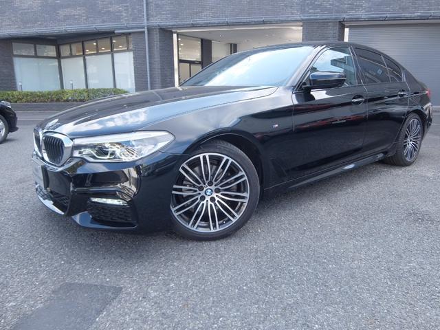 BMW 523d Mスポーツ 19インチMライトアロイホイール フロントシートランバーサポート