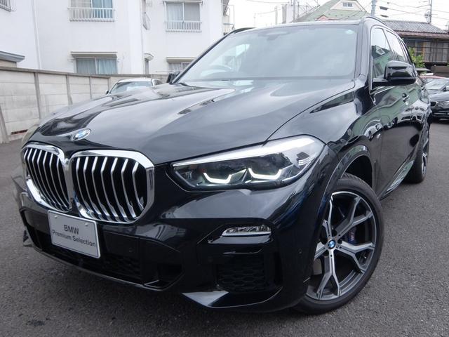 BMW X5 xDrive 35d Mスポーツ ドライビングアシストプロ