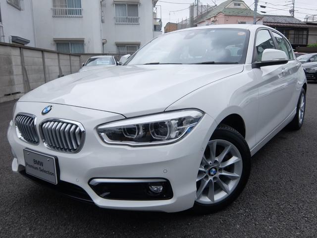 1シリーズ(BMW) 118i スタイル クルーズコントロール 中古車画像
