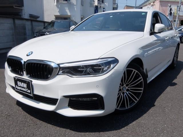 BMW 5シリーズ 523d Mスポーツ ハイラインパッケージ