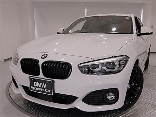 BMW 118i Mスポーツ エディションシャドー サドルブラウンレザーシート・アクティブクルーズコントロール付
