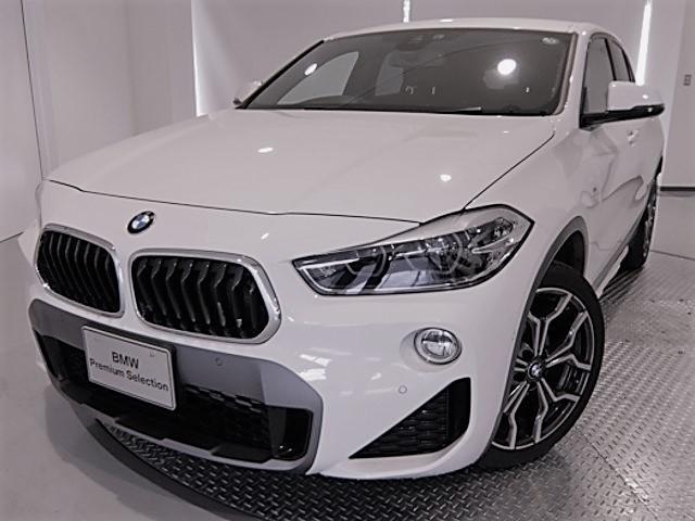 BMW xDrive 18d MスポーツX アクティブセーフティPkg・コンフォートPkg付