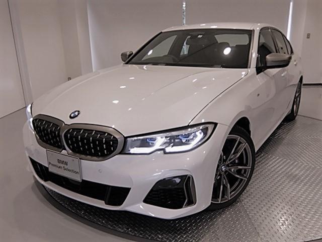 3シリーズ(BMW) M340i xDrive 直列6気筒エンジン搭載・アクティブクルーズコントロールハンズオフ機能付 中古車画像