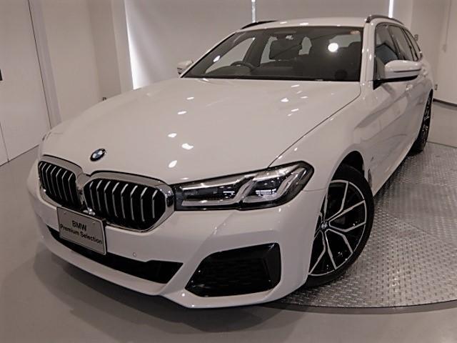 BMW 523dxDriveツーリングMスポーツEDジョイ+ ナッパレザーシート・コンフォートシート付