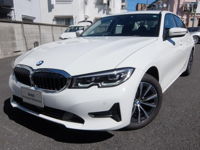 BMW 318i プラスPkg・パーキングアシストプラス付