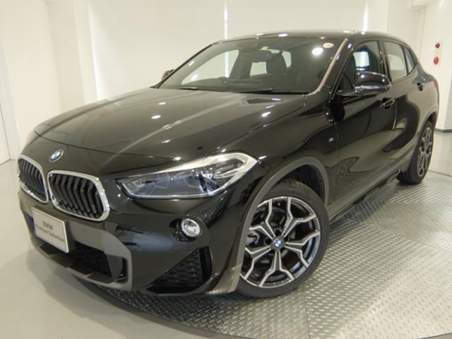 BMW X2 sDrive 18i MスポーツX ハイラインパック コンフォートパッケージ・ハイラインパッケージ・アクティブクルーズコントロール付