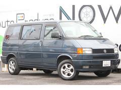 VW ヴァナゴン GL 2オナ 全車検時記録簿 弊社販売管理車両 Tベル交換済(フォルクスワーゲン)