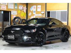 フォード マスタング50イヤーズ 正規D車 1オーナ COBBプラン 317PS