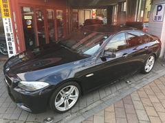 BMW523dブルーパフォーマンスMスポーツパッケージ 19インチ
