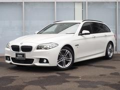 BMW523iツーリング Mスポーツ 前車追従衝突安全 Bカメラ