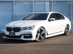 BMW740i Mスポーツ サンルーフレーザーライト