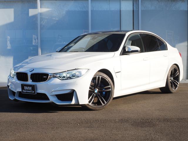 BMW M3 LEDライト Mパフォーマンスブレーキ
