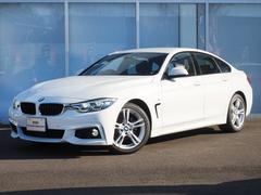 BMW420iグランクーペ Mスポーツ ACC フルセグTV