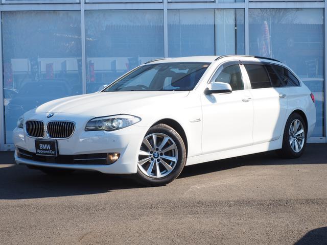 BMW 523dブルーパフォーマンス ツーリングハイラインP