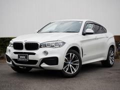 BMW X6xDrive 35i Mスポーツ ACC サンルーフ LED