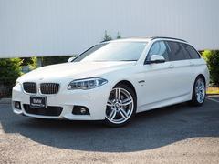 BMW535iツーリング Mスポーツ ACC サンルーフ 茶革