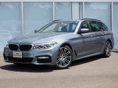 BMW523iツーリング Mスポーツ ハイライン 黒革 ACC