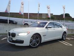 BMW750Li Mスポーツパッケージ ACC サンルーフ