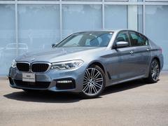 BMW523i Mスポーツ 弊社デモカー 禁煙車