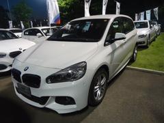 BMW218dグランツアラー Mスポーツ 弊社デモカー