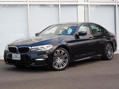 BMW523d Mスポーツ デビューパッケージ ベージュ革 ACC