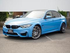 BMWM3セダン コンペティション 黒革ヘッドアップDフルセグ禁煙