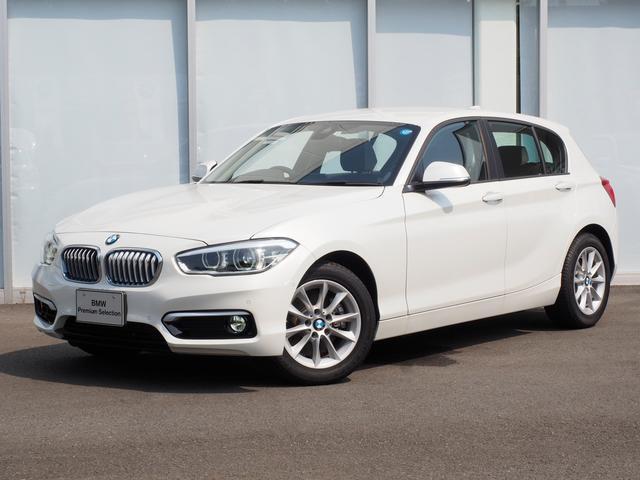 BMW 118i スタイル 液晶メーター パーキングアシスト