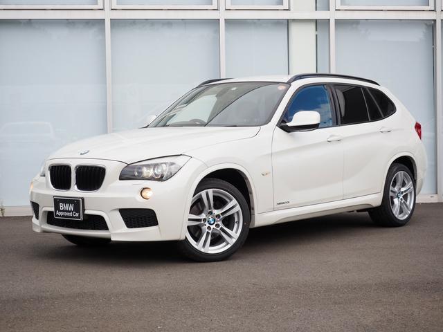 BMW xDrive 20i Mスポーツ 18AW純正ナビMFS