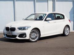 BMW118d Mスポーツ シートヒーター 弊社デモカー LED