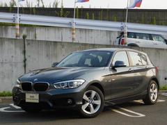 BMW118d スポーツ弊社社有車BカメラミラーETC純正ナビ