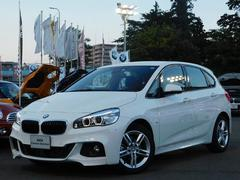 BMW218iアクティブツアラー Mスポーツ Bカメラ 衝突警告