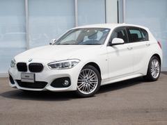 BMW118d Mスポーツ バックカメラ クルーズコントロール