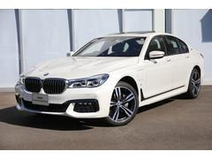 BMW740eアイパフォーマンス Mスポーツ SR 全周囲カメラ