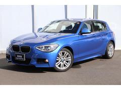 BMW116i Mスポーツ 17AW純正ナビSOSコールETC