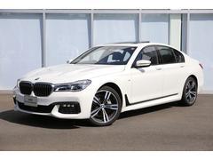 BMW740d xDrive Mスポーツ 茶革 ACC サンルーフ