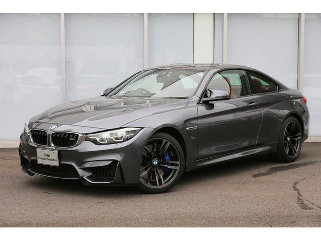 BMW M4クーペ 弊社デモカー ハーマンカードン ヘッドアップD