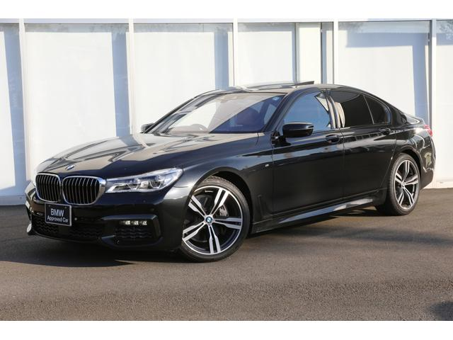 BMW 740i Mスポーツ・ACC・サンルーフ・全方位カメラ