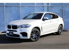 BMW X6 M赤革スポーツシート パノラマSR バングオルフセンスピーカー